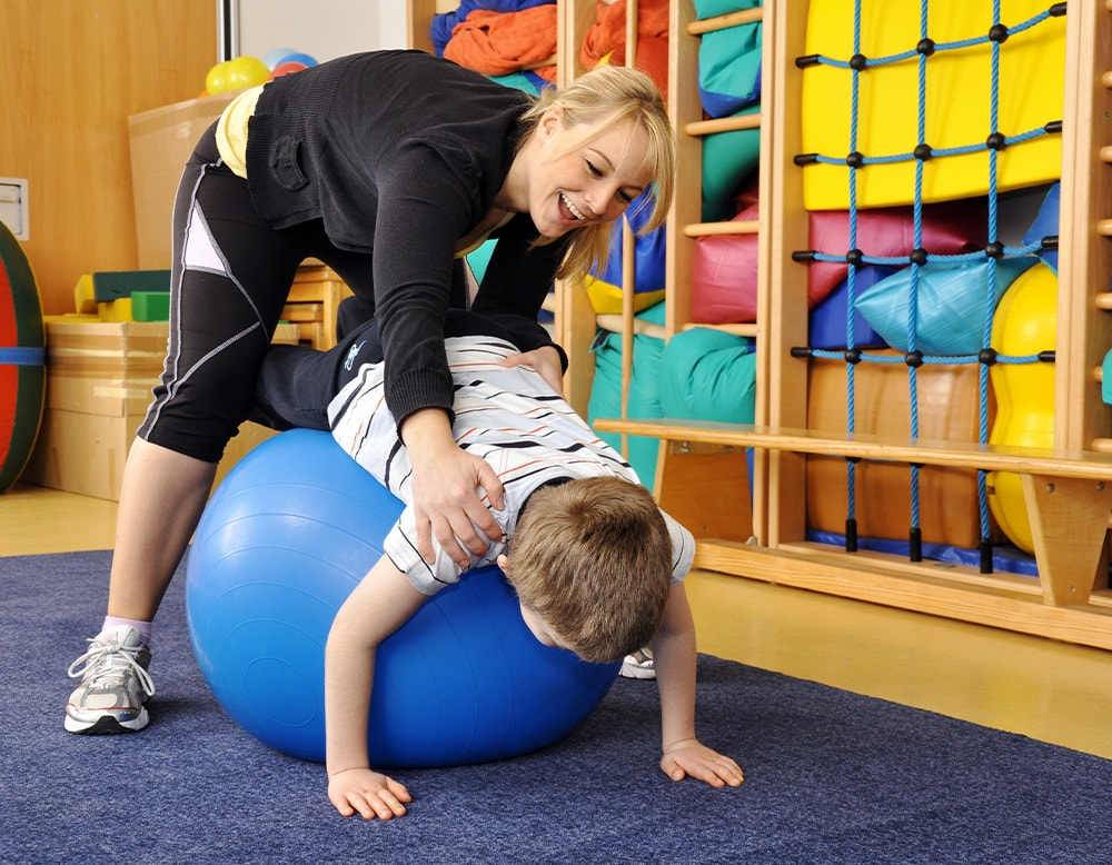 PSYCHOMOTOR THERAPY